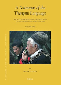 A Grammar of the Thangmi Language